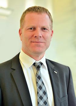 Der Geschäftsführer der UVB: Johannes Spies
