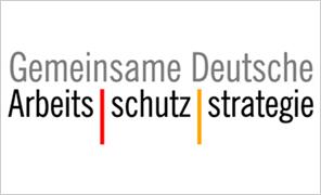 Logo der GDA (Gemeinsame Deutsche Arbeitsschutzstrategie)