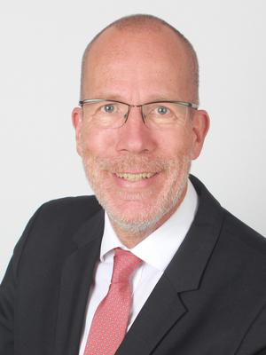Dr. Christian Gravert (Deutsche Bahn AG), alternierender Vorsitzender der Vertreterversammlung  der UVB