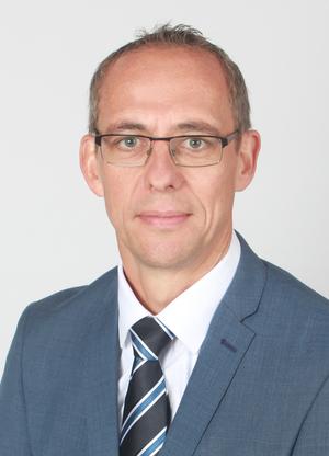 Alternierender Vorsitzender des Vorstands: Frank Jaspers (ver.di)