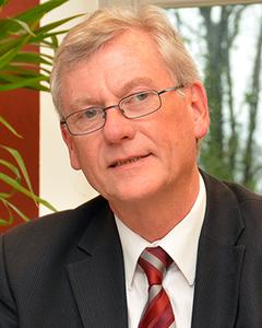 Der Geschäftsführer der UVB: Bernhard Schneider