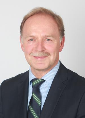 Alternierender Vorsitzender des Vorstands: Dr. Roger Kiel (Bundesministerium des Innern)