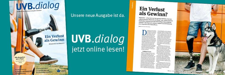 UVB.<i>dialog</i> 3/2020