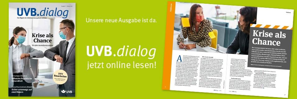 UVB.<i>dialog</i> 1/2021