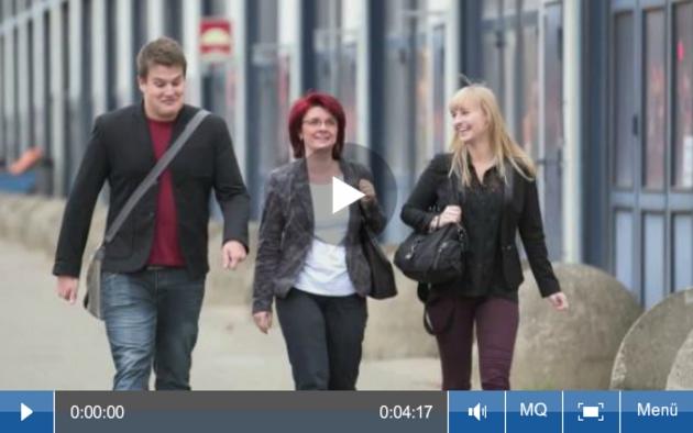 Vorschau auf das Video zur Ausbildung in der gesetzichen Unfallversicherung